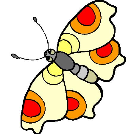 La m taphore du papillon - Dessin petit papillon ...